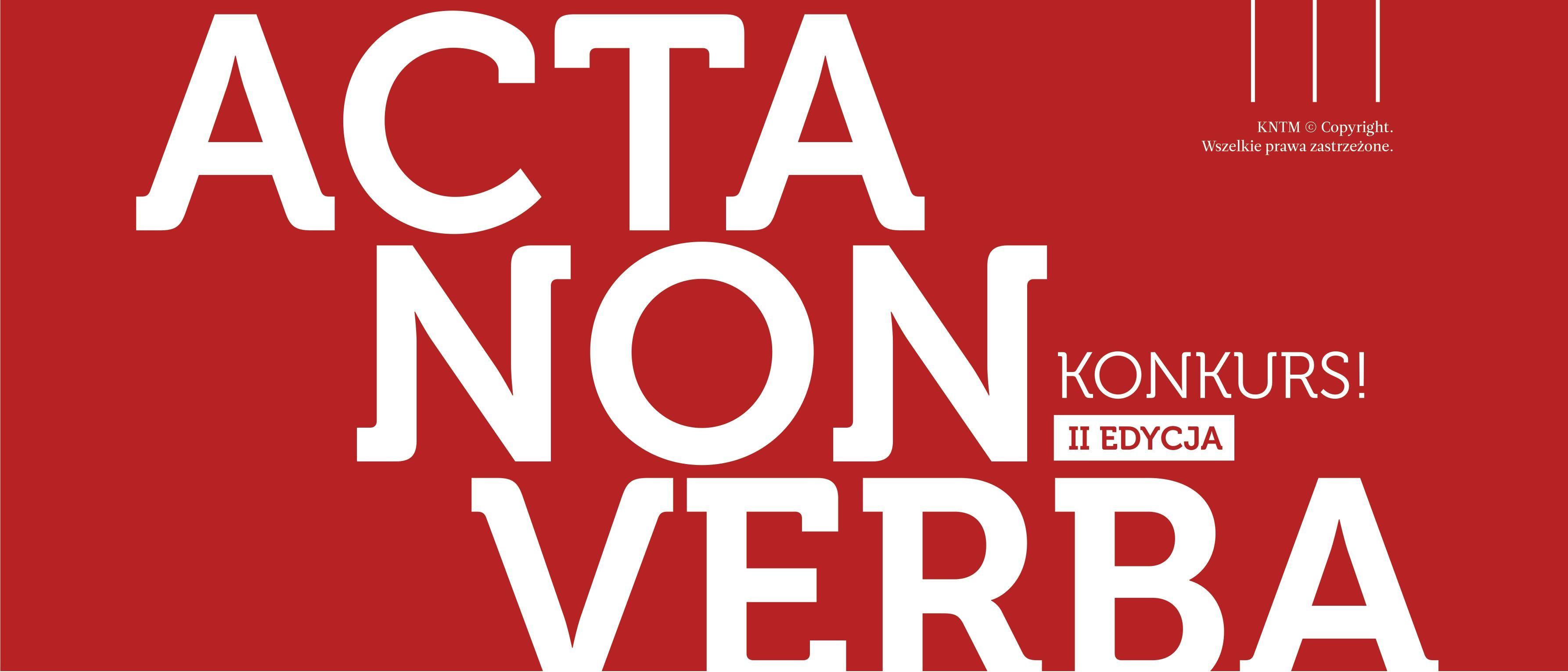 logo konkursu - II edycja